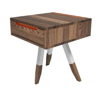 Port End Table