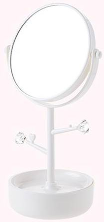 Two-sided cosmetic mirror available/Double Dressing Mirror