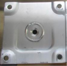Oly top plate with longer cone