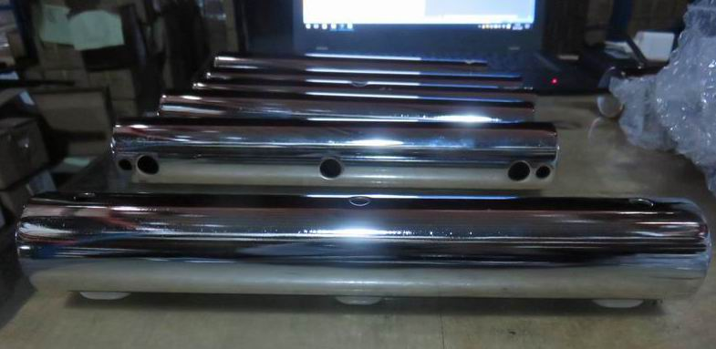 Cubano 250-Iron tube Chromed