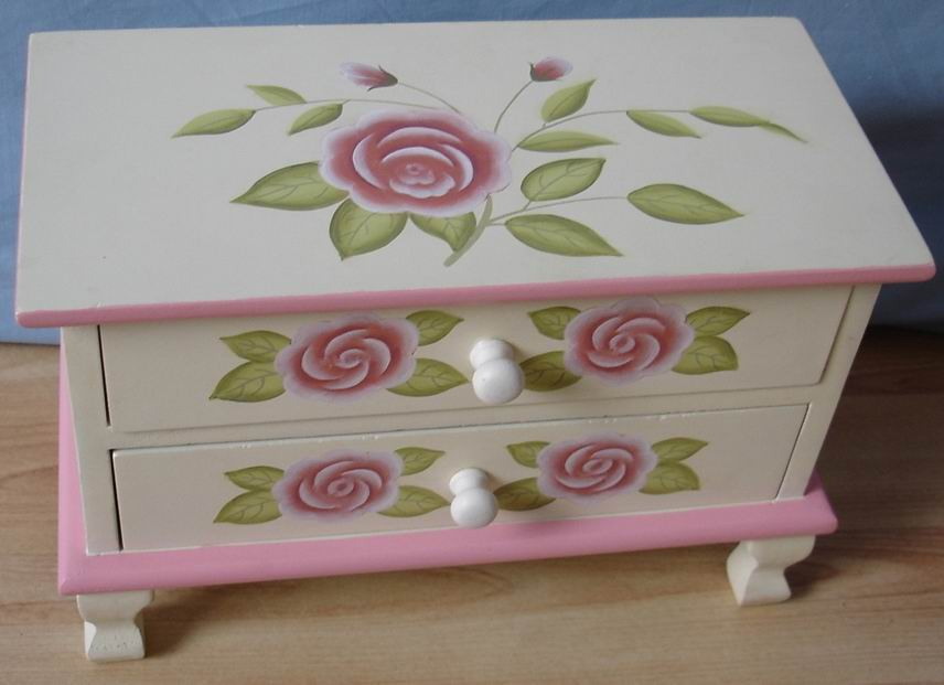 Exquisite jewelry box, gift box