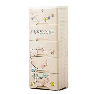 Kids Drawers Chest free combination according to the Toy Design