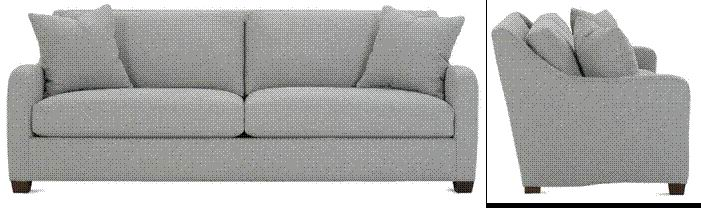 Abbie Series 2 seaters Sofa