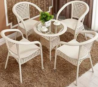 balcony chairs-outdoor patio leisure furniture