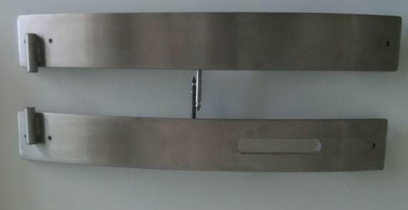 STAINLESS STEEL ARM REST
