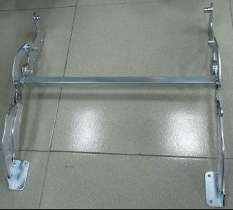 Lifting mechanism without motor