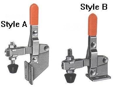 Vertical Quick Holding Jig
