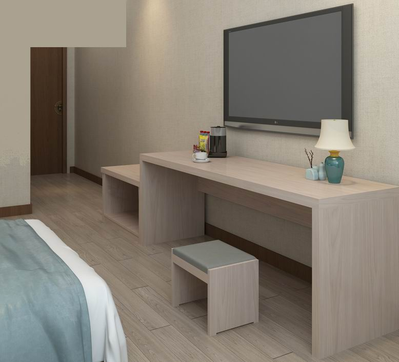 Nordic style full standard room hotel furniture