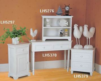 Antique white finish Home decor series combinations