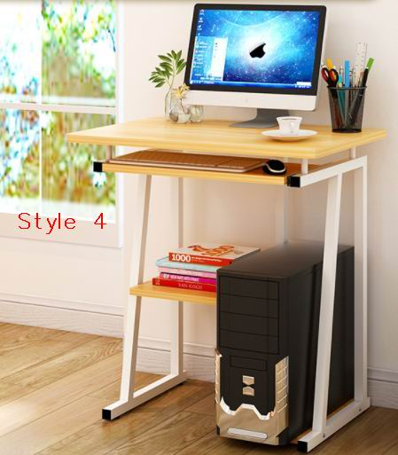 Modern and nordic style Computer desk with chair collections