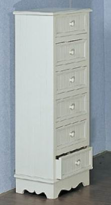 Entertainment And Leisure Activities Venue Bathroom Storage Cabinet Both 6 Drawers Chest Large