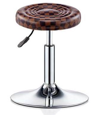 round metal chair for dressing bar,coffee shop,barber,wine bar