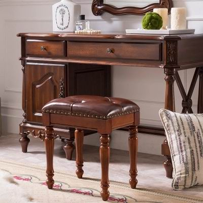 bedroom dressing bench, zither bench,piano stool