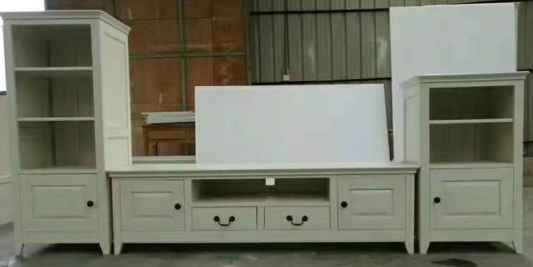 Living room TV combination cabinet