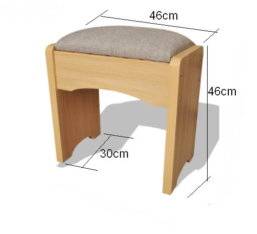 bench size
